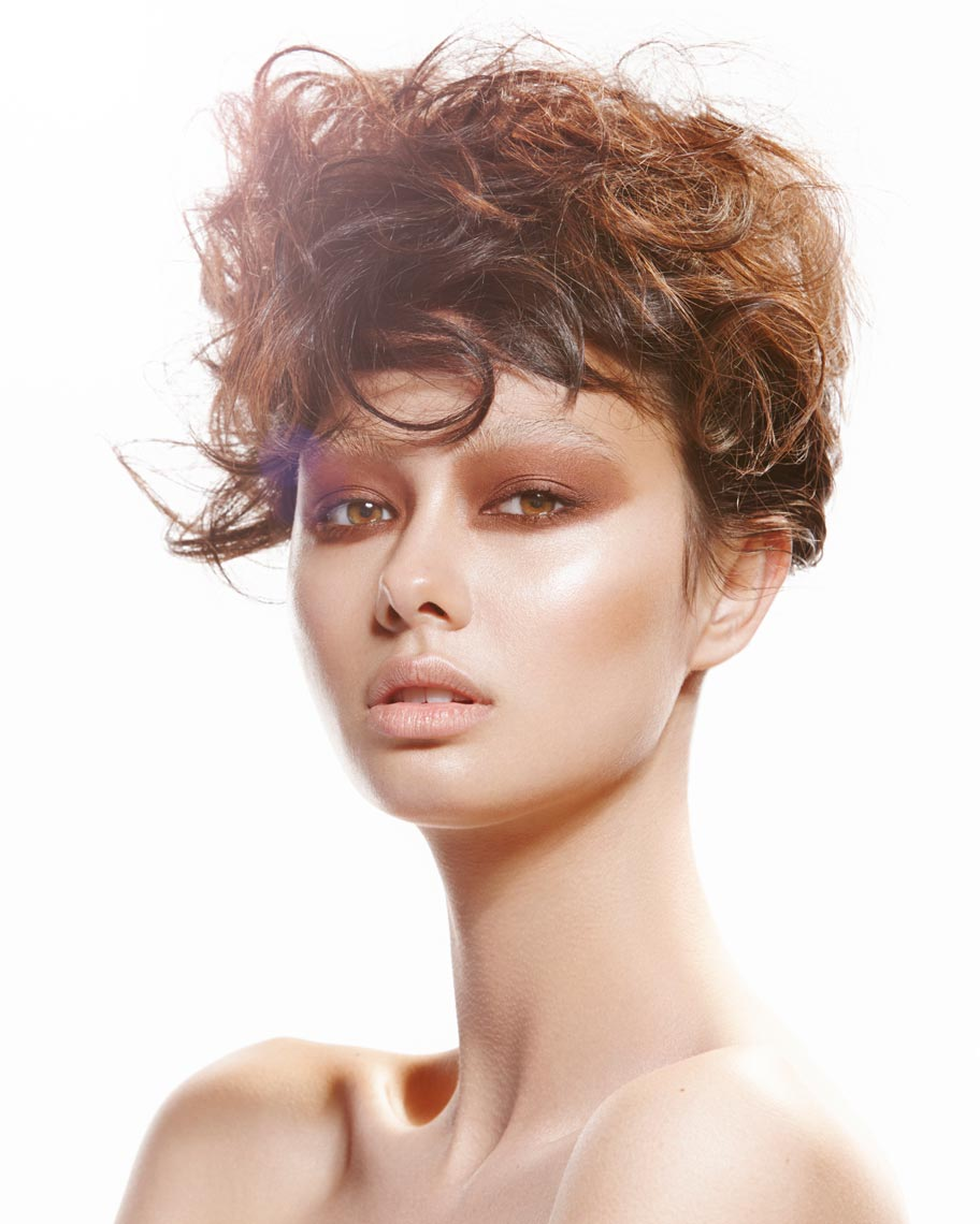 Beauty editorial- Bridget Hollitt