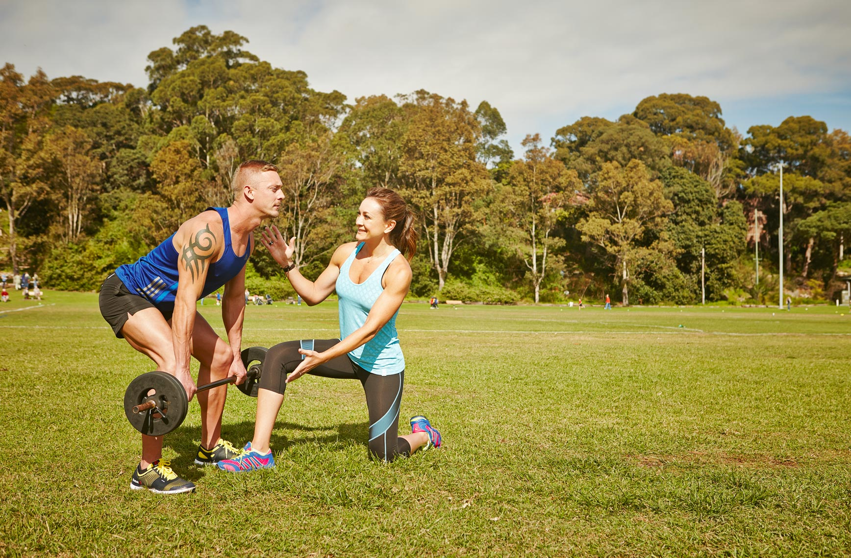 Australia active lifestyle photography